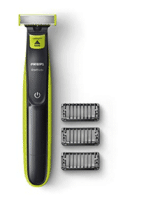 image of philips trimmer for men