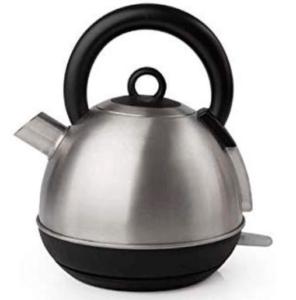 image of round shaped Sabichi electric kettle