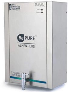 image showing alken plus water purifier