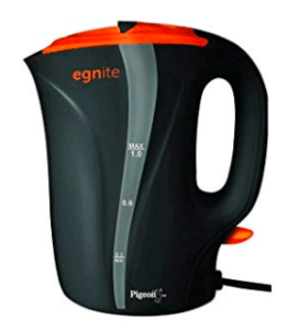 image of electric kettle of pigeon make