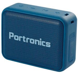 image of portronics rectangular speakers