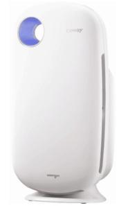 coway white body air purifier appliance