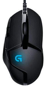 picture of logitech's gaming mouse
