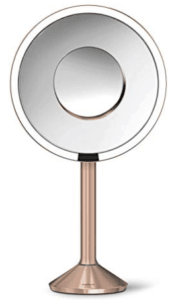 image of 5 inches sensor mirror with stand