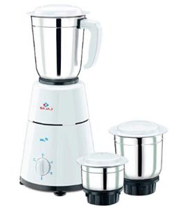image of juicer mixer grinder in white color
