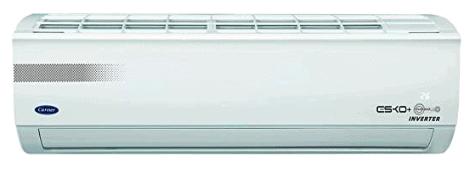 screenshot of carrier inverter AC