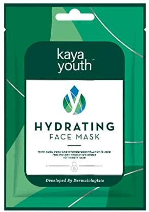 image of kaya face mask sheet