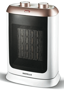 image showing Havells heater of rooms in India