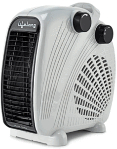 image of lifelong room heater in India market