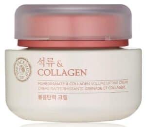 Face Shop Collagen Cream