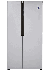 Side-by-Side Door Refrigerator by Haier