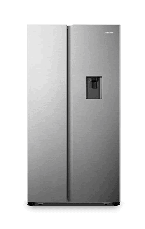Side-by-Side Refrigerator by Hisense