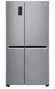 Side-by-Side Door Refrigerator by LG