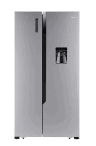 Side-by-Side Refrigerator by AmazonBasics
